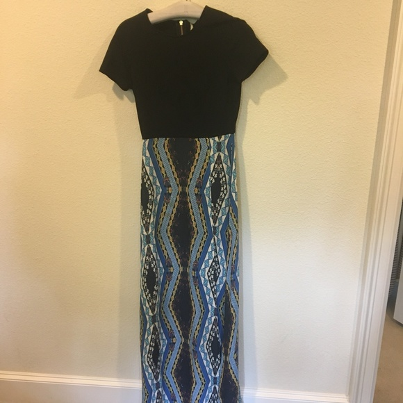 Twelfth Street by Cynthia Vincent Dresses & Skirts - Twelfth Street by Cynthia Vincent printed maxi
